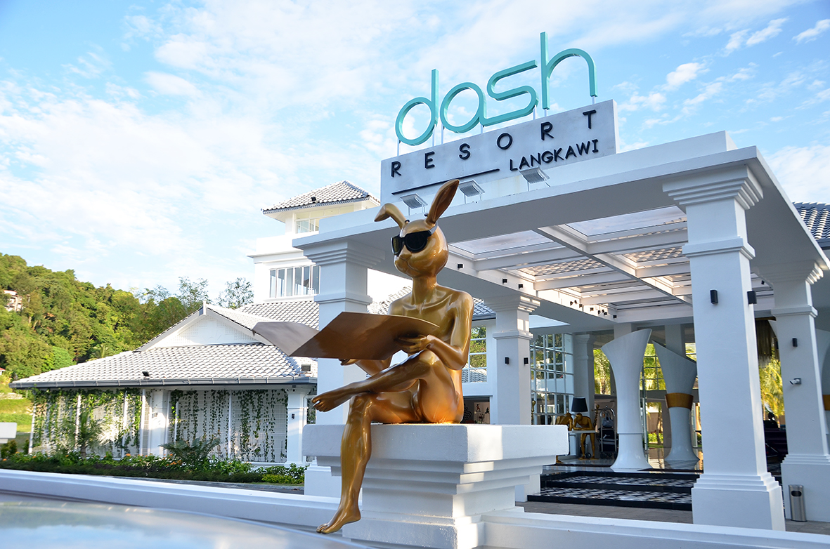Dash Resort Langkawi ~ a new chic resort in the legendary island –  Roadtrippers.asia